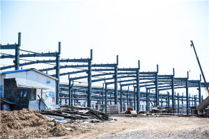 Heavy Duty Steel Warehouse Made in China pictures & photos
