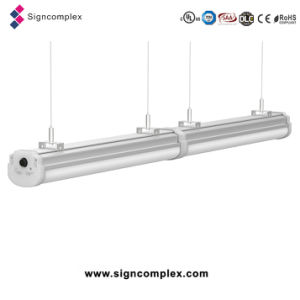 Doppler Microwave/Dimming/Seamless Connection IP65 UL LED Tri-Proof Light pictures & photos