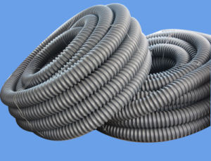 Corrugated Cable Pipe HDPE Pipe for Telephone Cable Duction pictures & photos