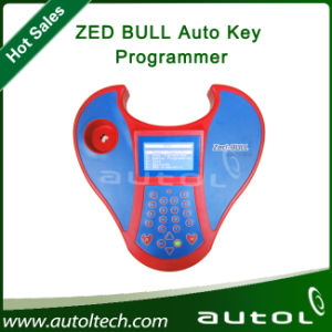 High Quality Zed-Bull Zedbull V508 Transponder Clone Key Programmer Tool+Zed Bull OBD 2 with Freeshipping 60% pictures & photos