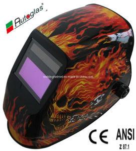 CE/ANSI, En379/9-13 Auto-Darkening Welding Helmet (D1190TE) pictures & photos