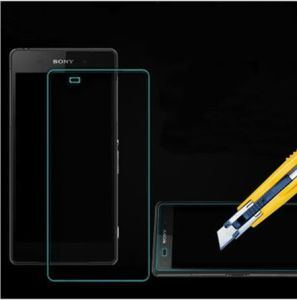 Tempered Glass Screen for Sony Z/Z1/Z1 Mini pictures & photos