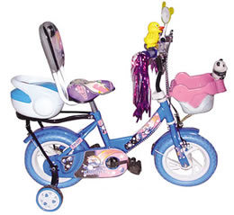 Children Bike with Back Saddle pictures & photos