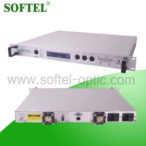 Fiber Optical Equipment 1550nm CATV Transmitter pictures & photos