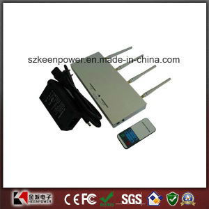 GSM CDMA 3G Cell Phone Jammer with Remote Control pictures & photos