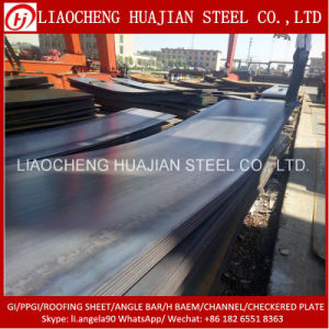 High Quality Hot Rolled Mild Steel Plate for Flange Plate pictures & photos