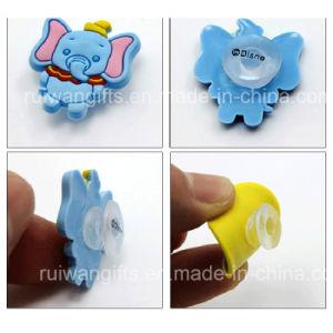 Charming Soft PVC Shoe Buckle for Shoes Decoration (SC001) pictures & photos