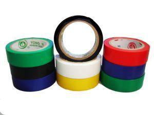 Flame Retardant PVC Adhesive Tape pictures & photos