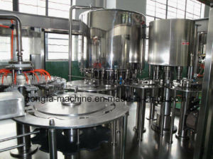 Series Automatic Hot Juice Filling Machine pictures & photos