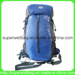 Mountaineer Trekking Climbing Travelling Rucksack Outdoor Sports Bag Backpack pictures & photos