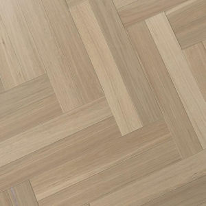 Herringbone Parquet Engineered Oak Wood Flooring pictures & photos