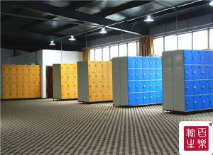 Electronic Locker ABS Material pictures & photos