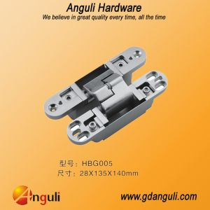 3D Adjustable Concealed Hinge (28*135*140mm) pictures & photos