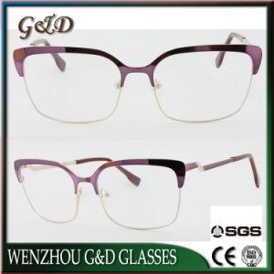 New Design Popular Metal Glasses Eyewear Eyeglass Optical Frame Suit Xd pictures & photos