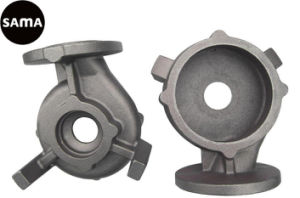 OEM Sand Casting with Grey Iron, Ductile Iron Casting pictures & photos