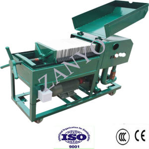 China Plate-Press Turbine Oil Purifier pictures & photos
