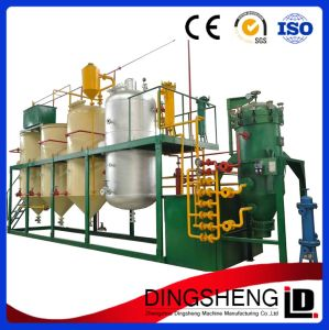 Crude Edible Oil Refinery Machine with Dewaxing Process pictures & photos