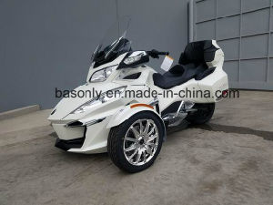 2017 Spyder Rt Limited 6-Speed Semi-Automatic (SE6) Trike pictures & photos