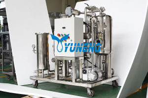Hot Selling Fire Resistance Oil Filtration Machine Fire Resistant Oil Purifier pictures & photos