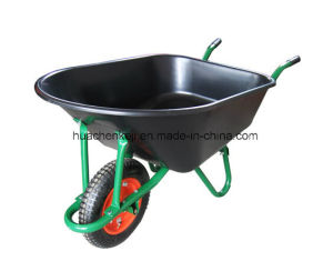 Qingdao Steel Plastic Garden Tool Trolley pictures & photos
