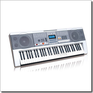 61 Key Electronic Organ Keyboard with USB Port (MK-805) pictures & photos