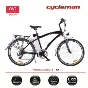 "Classic Gentleman Electric Bike 26"" & 28"""