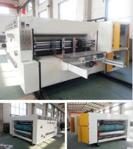 Full Automatic Sun-Feeding Printing & Slotting & Die-Cutting Machine pictures & photos