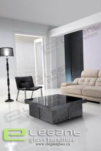 Glass Coffee Table -CA229