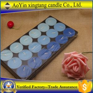 Wholesale 14G 50PC White Tealight in Polycarbon Cup pictures & photos