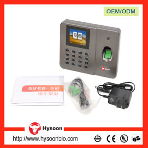 Portable Fingerprint Time Attendance with WiFi Function (C27)