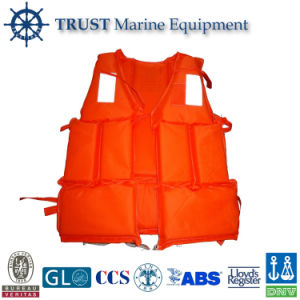 Marine Solas Approved Work Inflatable Life Jacket pictures & photos