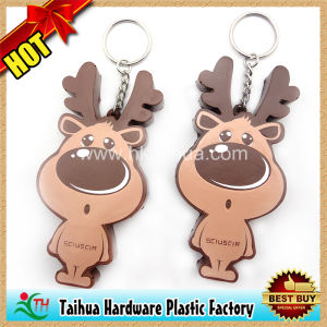 Custom PU Keychain Toys (PU-055) pictures & photos