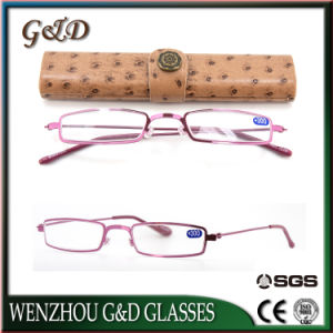 New Fashion Design Metal Reading Glasses 1483 pictures & photos
