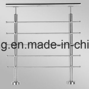 Stainless Steel Glass Balustrade Railing Glass Clamps for Stairs and Handrails pictures & photos