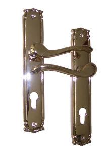 Brass Mortise Door Lock / Brass Door Handle pictures & photos