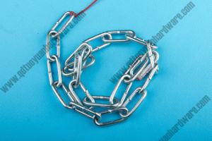 Quality Stainless Steel Link Chain with Ce Certification (DIN5685, DIN763, DIN766, pictures & photos