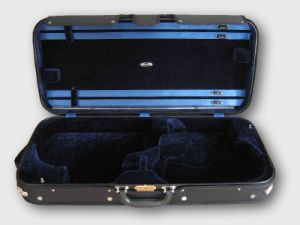 Double violin viola case