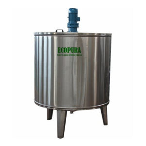 Stainless Steel Mixing Preparation Tank / Beverage Blending Tank pictures & photos