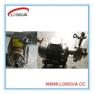 Sanitary Stainless Steel Clamped 0.37kw Pump pictures & photos