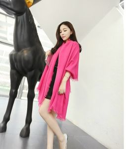 Promotion Hot Selling Lady Fashion Long Shawl pictures & photos