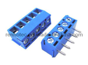 3.5mm Pitch Terminal Blocks Connector, PCB Screw Terminal pictures & photos