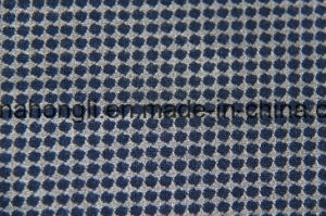 Yarn Dyed T/R Jacquard Fabric, 64%Polyester 34%Rayon 2%Spandex, 240GSM pictures & photos