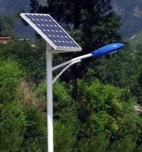Solar Street Light with 30W Power pictures & photos