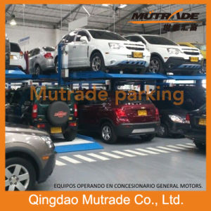 Hot Sale 2.7ton Ce Two Post Vertical Hydraulic Car Lift pictures & photos