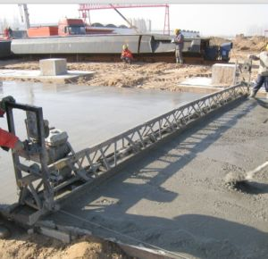 Road Construction Machine Concrete Floor Screed for India Market pictures & photos