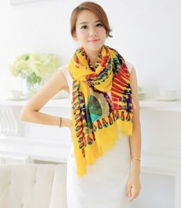 Spring Autumn Customized New Fashion Lady Scarf pictures & photos