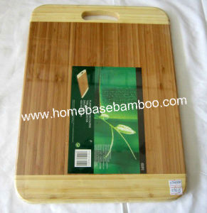 Bamboo Chopping Cutting Board Hb2213 pictures & photos