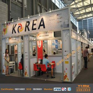 Spraying Booth for Shanghai Trade Shows pictures & photos