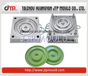 High Polished Water Bucket Cover Mould pictures & photos