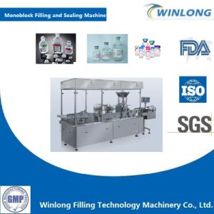Sodium Chloride Injection Filling Machine pictures & photos